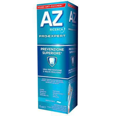 az dentifricio pro expert prevenzione superiore cl.75