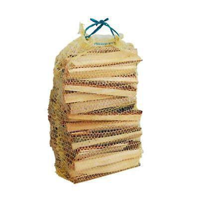 stecchette di legno accendifuoco rete 12 decimetri cubici