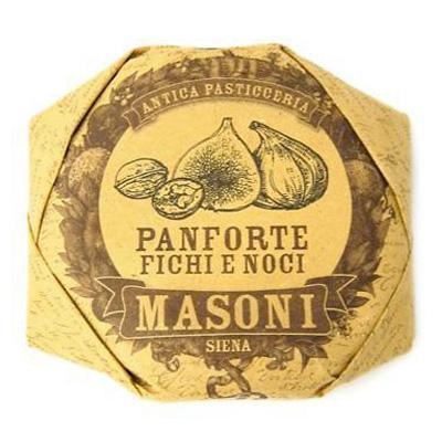 masoni panforte fichi/noci gr.350