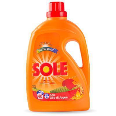 sole proteggi colore 40 lavaggi lt.2