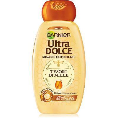 ultra dolce shampoo miele ml.300