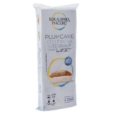 equilibrio & piacere plumcake con farina integrale gr.190