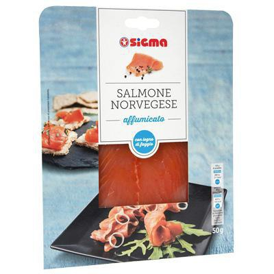 sigma salmone norvegia gr.50