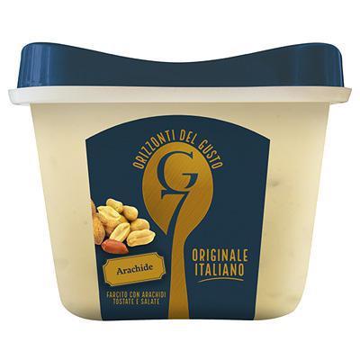g7 gelato arachide gr.500