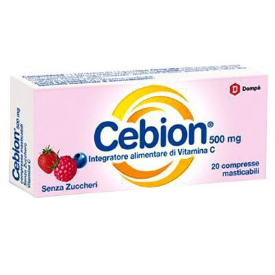 cebion mast s/z vitamina c 20cpr