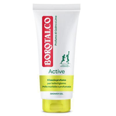 borotalco doccia active gialla ml.200