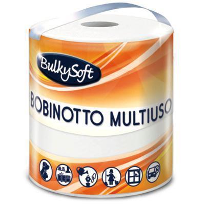 bulkysoft asciugatutto monorotolo 300 strappi