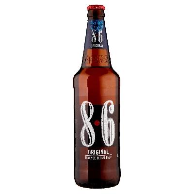 bavaria birra 8.6 bottiglia cl.66