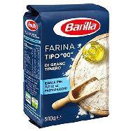 barilla farina di grano tenero tipo 00 gr.500