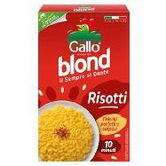 gallo riso blond ideale risotti kg.1