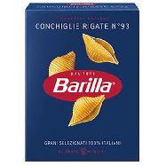 barilla conchiglie rigate n.93 gr.500