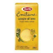 barilla emiliane lasagne all`uovo gr.500