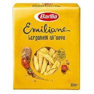 barilla emiliane garganelli  all`uovo gr.250
