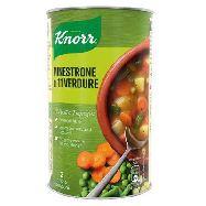 knorr il minestrone di verdure inlatta gr.500
