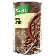 knorr zuppa di fagioli latta gr.5