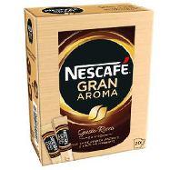 nescafe` gran aroma 20 stick gr.34