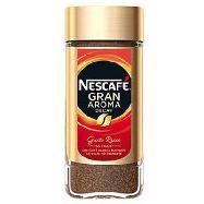 nescafe` vaso gran aroma decaffeinato gr.100