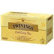 twinings earl grey te` 25 filtri