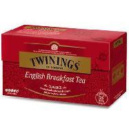 twinings english breakfast te` 25 filtri