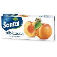 santal albicocca tris ml.200