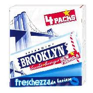 brooklyn spearmint x 4 pz.