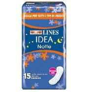 lines idea notte super x 15