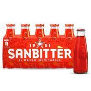 sanbitter rosso cl.10 x 10