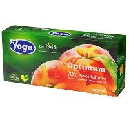 yoga optimum  brik pesca 70 % cl.20 x 3