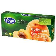 yoga optimum brik albicocca 50 % cl.20 x 3