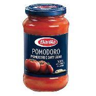 barilla sugo di pomodoro con pomodori e datterini gr.400