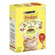 friskies crocchette gatto con manzo pollo gr.400
