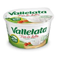 galbani vallelata mozzarella  fresca gr.125