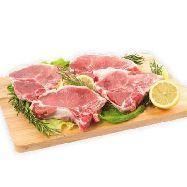 bistecca suino con osso al kg