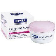 nivea crema idratante rosa intensiva per pelli secche e sensibili ml.50