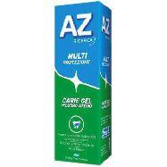 az verde multi protezione carie gel  ml.75