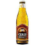 ceres strong ale birra chiara cl.33