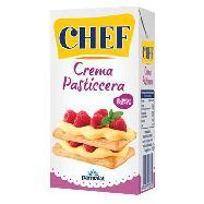 parmalat chef crema pasticcera  gr.530