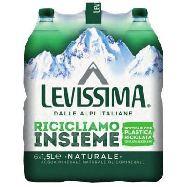 levissima acqua minerale naturale lt.1.5    x 6