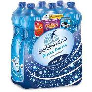 san benedetto acqua frizzante gassata lt.1,5x6