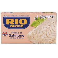rio mare filetti salmone olio di oliva gr.150 ricco di omega3