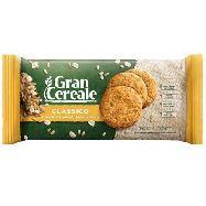 mulino bianco biscotti grancereale  classico gr. 500 ricchi di fibra