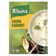 knorr crema con carciofi gr.100