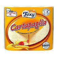 foxy cartapaglia x 2 rotoli raccomandato per il fritto