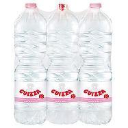 guizza acqua naturale lt.1,5 x 6