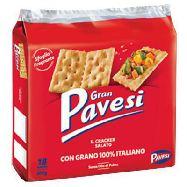 pavesi cracker salati gr.560
