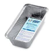 misterpack vaschette alluminio con coperchio 3 pezzi 3 porzioni