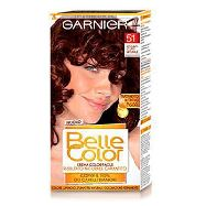 belle color shampoo mogano s.n.51