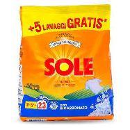 sole bianco solare con bicarbonato 18 misurini kg.1,480