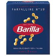 barilla farfalline n.59 gr.500