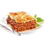 lasagne  ragu al forno al kg prodotte dal nostro cuoco